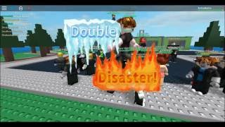 the easiest earth quake!!! | roblox survive the natural disasters
