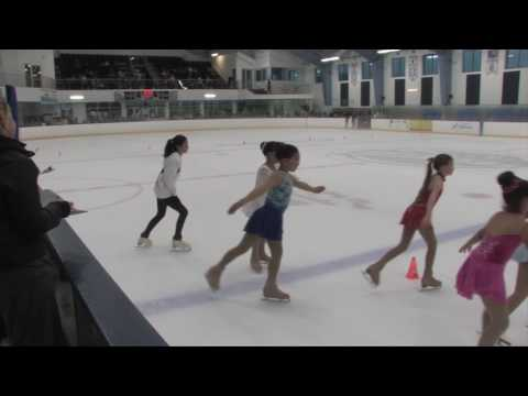 Anette Gonzalez Compete USA Palm Beach Ice Works 2017