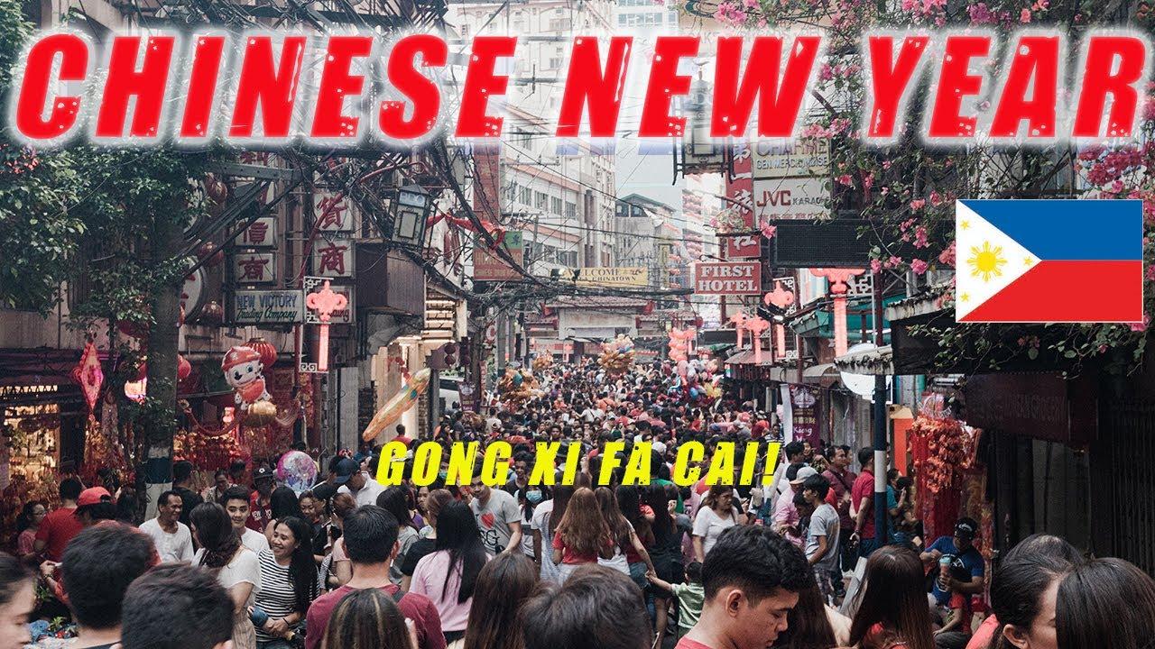 celebrating chinese new year in manila philippines binondo and banawe youtube celebrating chinese new year in manila philippines binondo and banawe