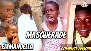 EMMANUEL AND MASQUERADE (Mark Angel Comedy) (Izah Funny Comedy)
