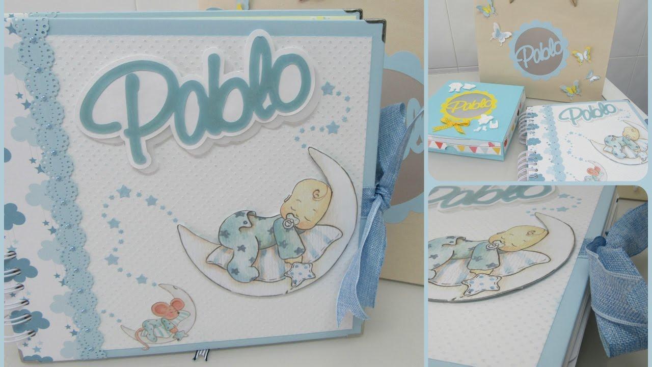 Lbum de fotos beb ni o dayka first edition for Decoracion de album de fotos