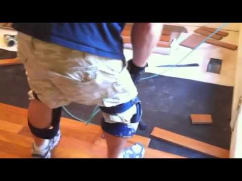 How To Use A Hardwood Nail Gun YouTube - Hardwood floor nail gun