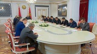 Путина удивила ситуация с квотами для белорусских перевозчиков - Лукашенко