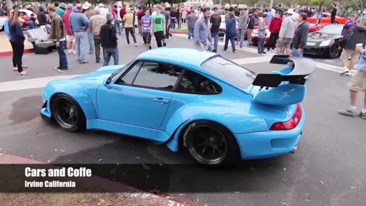 Rwb Porsche Widebody 993 Build At Ltmw Youtube