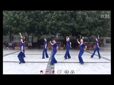 周思萍广场舞 浪漫的草原