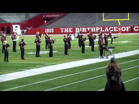 Red Bank Regional High School Marching Band 2015