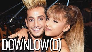 Frankie Grande Says Ariana Is Single and NOT Dating Mikey Foster | The Downlow(d)
