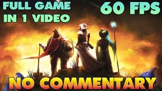 Trine Enchanted Edition - Full Game Walkthrough  【NO Commentary】 【60 FPS】