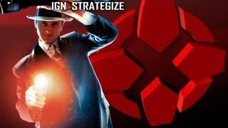 IGN_Strategize - LA Noire Achievement & Trophy Guide