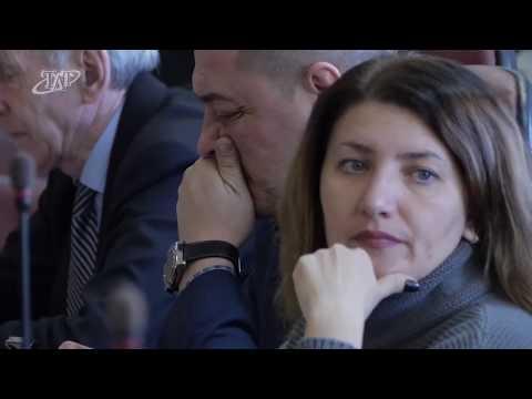 Заседание Думы города Невинномысска