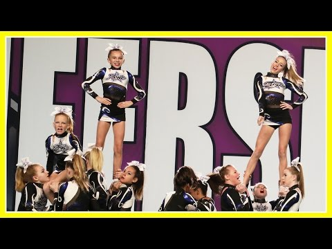 KAYLA COMPETES IN THE CHEERSPORT NATIONALS IN ATLANTA! | We Are The Davises