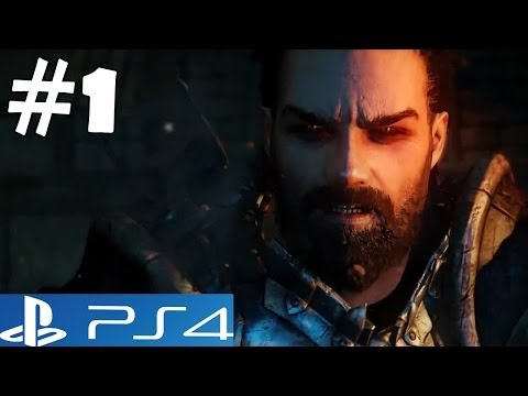Bound by Flame  Walkthrough Part 1 Gameplay Let's Play Playthrough Review 1080p PS4