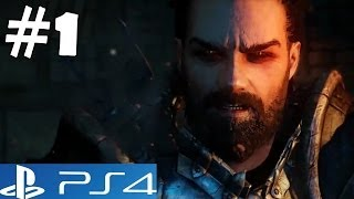 Bound by Flame  Walkthrough Part 1 Gameplay Let