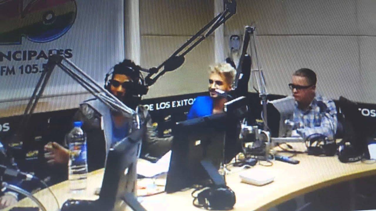 Tokio Hotel Interview - Los 40 Principales Argentina