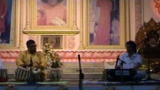 Sri Ajnish Rai sings Sai Mata Pita Deen Bandhu Sakha