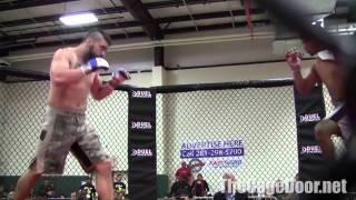 Elite Amateur Combat 1 - Michael Alvarez Vs Zach Scalf
