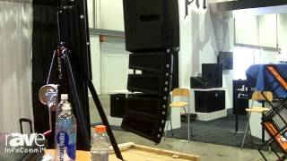 InfoComm 2014: VMB Lifts Features Range of Line Array Lifts