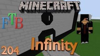 Enhanced Building Guide | Minecraft FTB Infinity #204 [German]