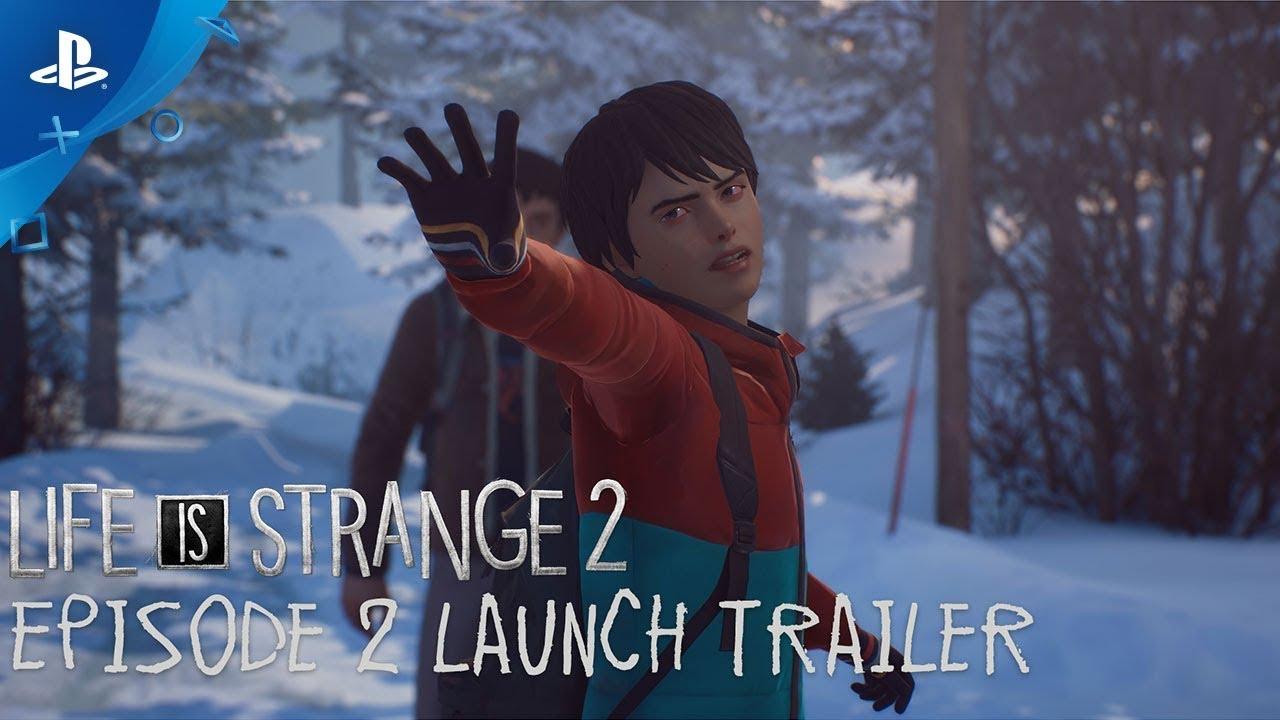 Life is Strange 2 - Episode 2 Launch Trailer | PS4