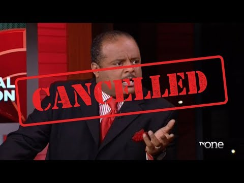TV One Firing People For Christmas! Cancels News One Now With Roland Martin