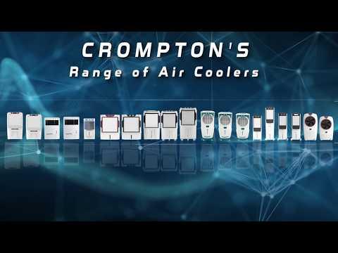 Crompton's Range Of Air Coolers