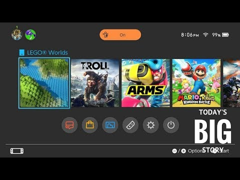 Today's BIG Story 9/5/17: Switch game icons are SERIOUS BUSINESS!