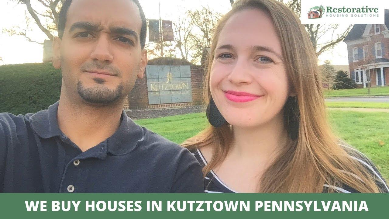 Luis and Elizabeth Buy Houses in Kutztown, Pennsylvania