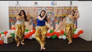 Jatt Ludhiyane Da / Student Of The Year 2 / Dance Group Lakshmi / Indian exhibition in Georgia
