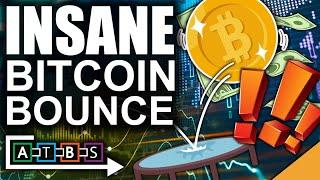 #1 Reason Bitcoin is BOUNCING HUGE (Robinhood Drops Crypto Wallet)