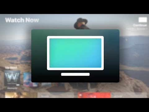 Hands-On With the New 'TV' App on the Apple TV