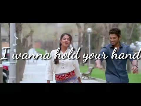 Allu Arjun Romantic WhatsApp Status | Dangerous Khiladi 2