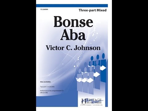 Bonse Aba - Victor C Johnson