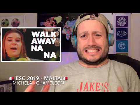 🇲🇹ESC 2019  Reaction to MALTA!🇲🇹
