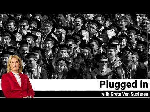 Plugged in with Greta Van Susteren - International students in America
