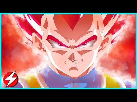 "Vegeta's NEW Form ""Super Saiyan God"" REVEALED!"