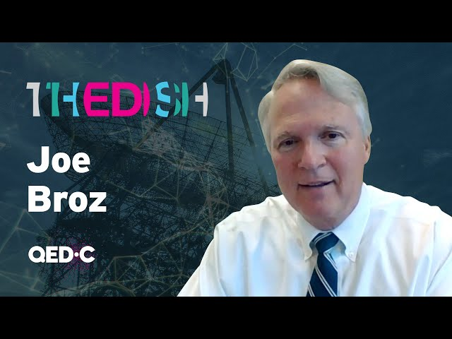 Joe Broz talks about the QED-C™