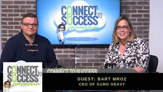 Connect To Success With Ashley Owens - Bart Mroz
