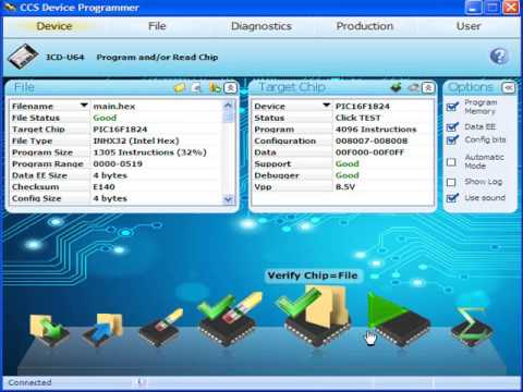 CCS ICD-U64 DRIVERS PC