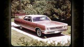 1969 Plymouth Fury Features