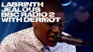 Gambar cover Labrinth Singing Jealous on BBC Radio 2 30/11/14