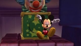 castle of illusion starring mickey mouse ps3 psn walkthrough hd 720p toyland act 1