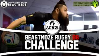 #Beastmoze Rugby 08 Challenge PS2 Live event footage