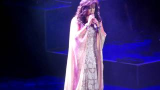 Marie Osmond Pie Jesu live at Liverpool Echo Arena 2nd Feb 2013 MVI_5145.MOV