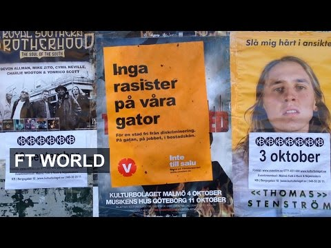 Immigration looms large in Sweden | FT World