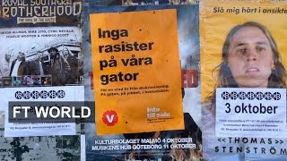 Immigration looms large in Sweden