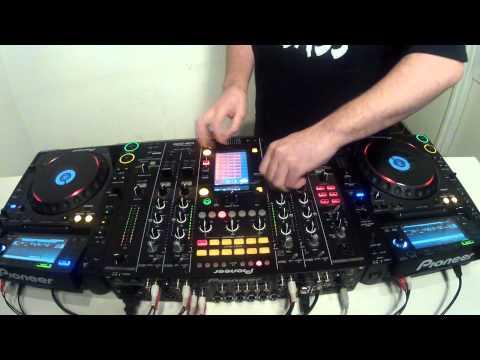 Pioneer cdj Dubstep dj mix