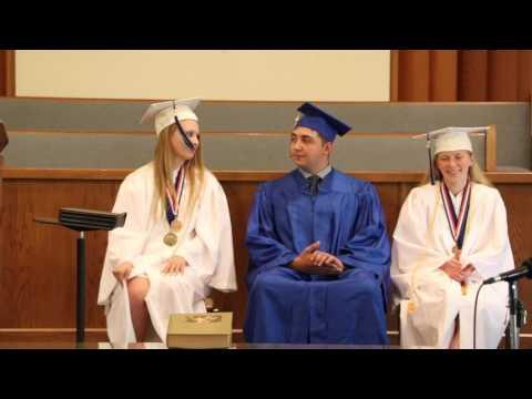 2017 Senior High Graduation of Salem County Christian Academy