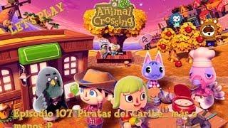 Diario Animal Crossing New Leaf - Episodio 107: Piratas del Caribe... más o menos ;P