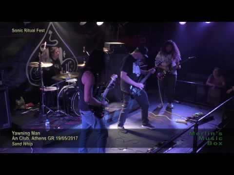 Yawning Man - Sonic Ritual Fest (full) @ An Club, Athens 19/05/2017
