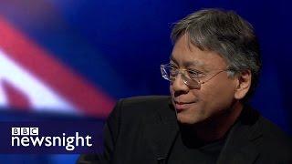 Kazuo Ishiguro on Brexit: